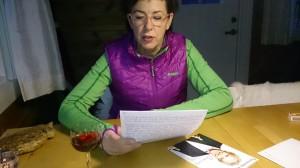 Brief van zus Jennie lezen