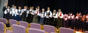 We zingen weer samen met het schoolkorps