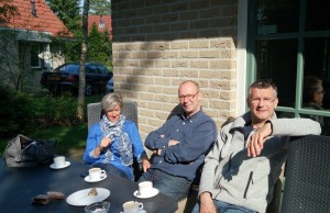 Jennie, Dick en Gert