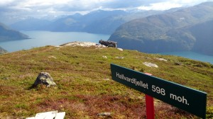 Richting Stordal