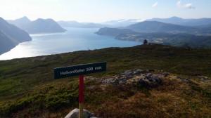 Richting Ålesund