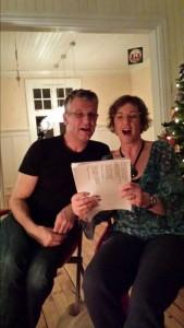Sinterklaasliedjes zingen