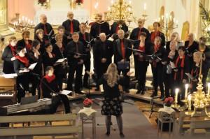 Kerstconcert met Ørskogkoret