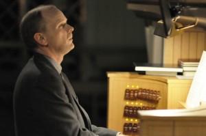 Arne, de organist