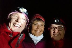 Janet, Hilde, Gunnhild