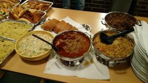 Eten uit Sudan