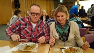 Matthieu en Ingrid