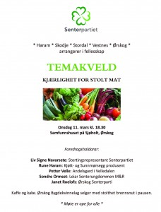 De advertentie