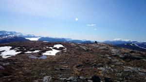 De steenman van Svartløkfjellet