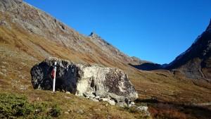 Links boven Monssteinen zie je Lauparen